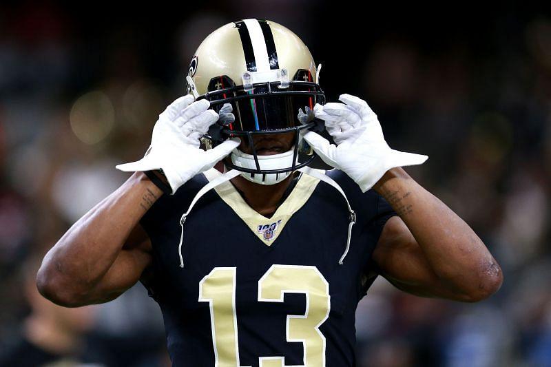 New Orleans Saints WR Michael Thomas.