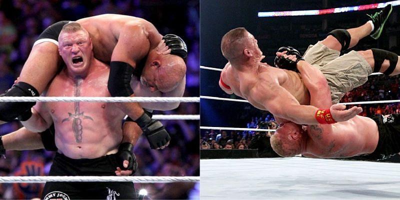 WWE- द बीस्ट ब्रॉक लैसनर