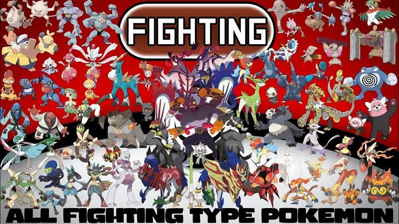 There are very few Fighting-type Pokemon in Johto (Image via Tom Salazar)