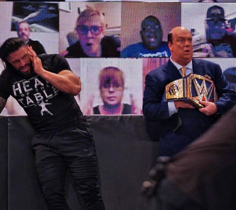 WWE SmackDown में हुई कॉन्ट्रैक्ट साइनिंग सैगमेंट में काफी कुछ हुआ