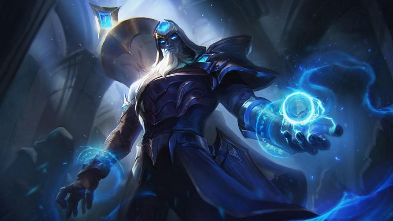 Everfrost nerfs coming in League of Legends patch 11.7 (Image via Riot Games)
