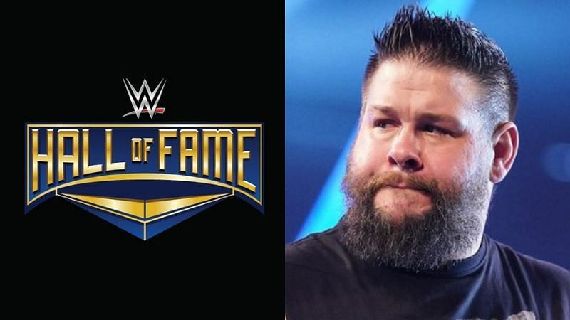 Kevin Owens is willing to induct Ranjin Singh into the WWE Hall of Fame