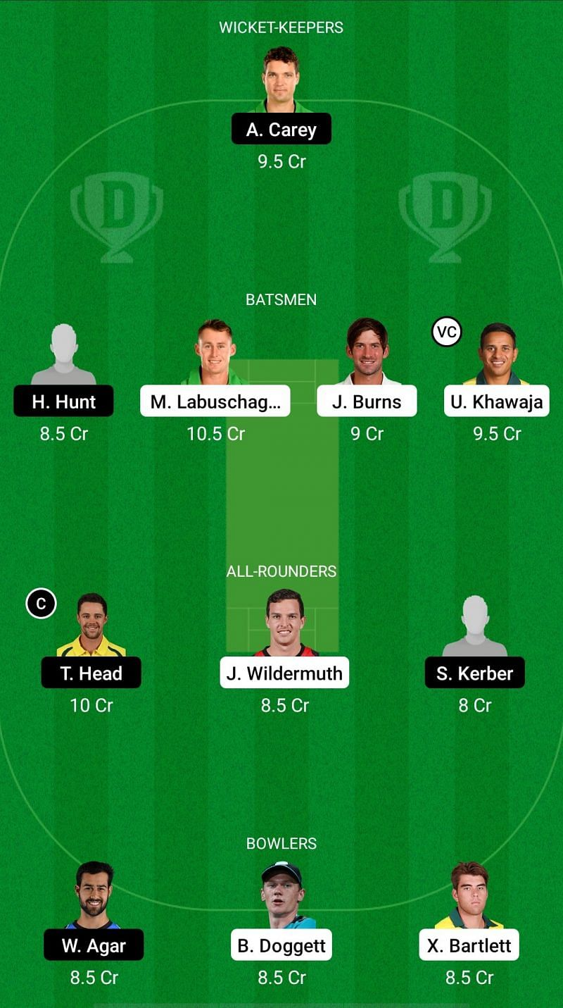 QUN vs SAU Dream11 Fantasy Suggestions