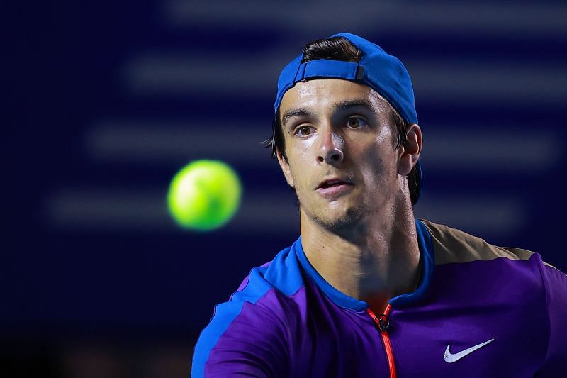 Lorenzo Musetti has played a lot of matches on the Challenger circuit this year.