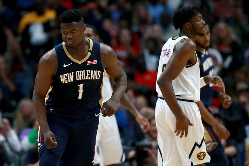 The Denver Nuggets and the New Orleans Pelicans have already met once this season.