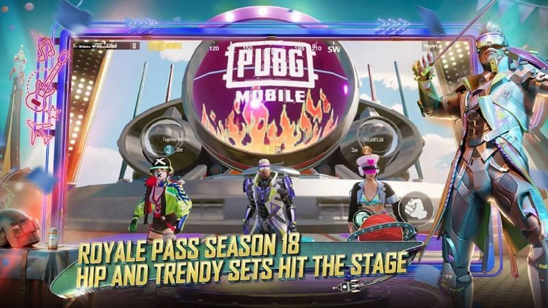 The PUBG Mobile Season 18 Week 3 RP missions have been revealed (Image via PUBG Mobile)