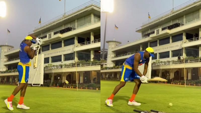 Dwayne Bravo will be keen to stay fit for the entire IPL campaign this year.