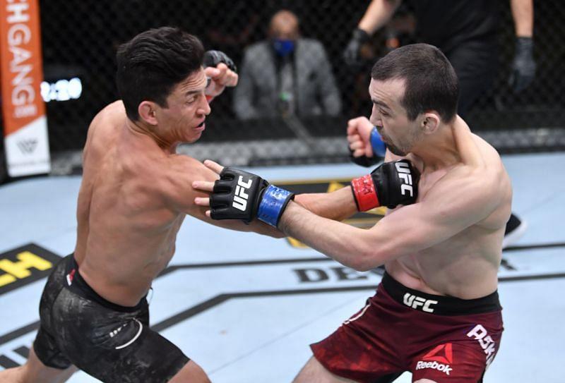 UFC 259:Benavidez vs Askarov
