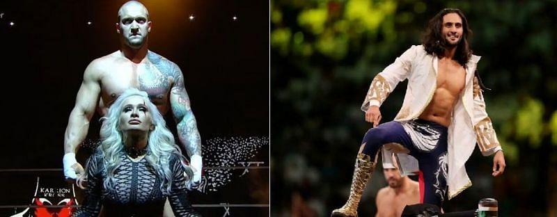 WWE सुपरस्टार्स जो पिछले एक साल में मैच नहीं हारे हैं