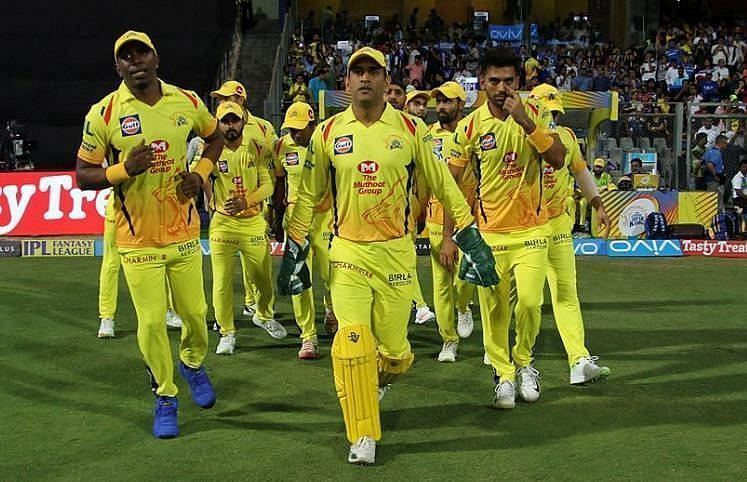 Chennai Super Kings will look to bounce back in IPL 2021