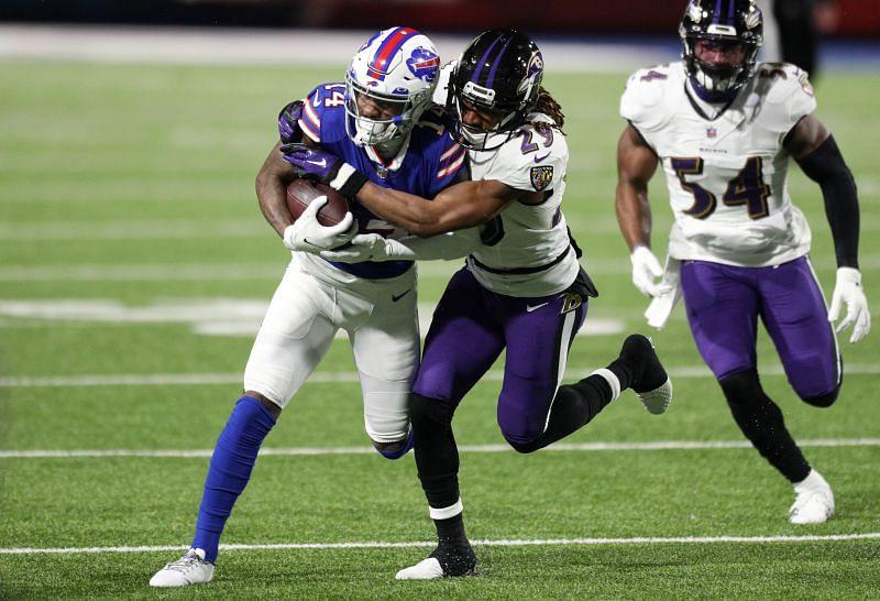 Divisional Round - Baltimore Ravens vs Buffalo Bills