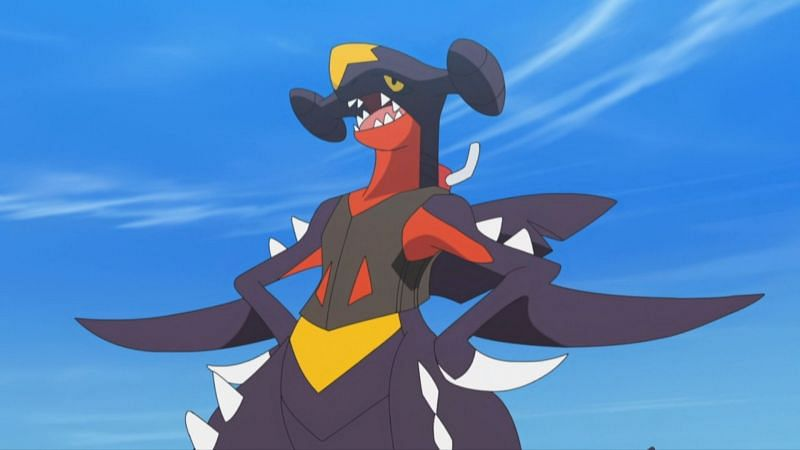 Garchomp (Image via The Pokemon Company)
