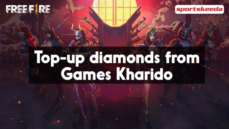 How to top up Free Fire diamonds from Games Kharido in March 2021 - Sportskeeda