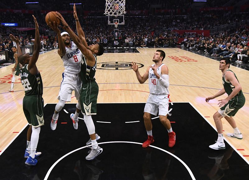 In a clash of NBA title contenders, the LA Clippers face the Milwaukee Bucks tonight