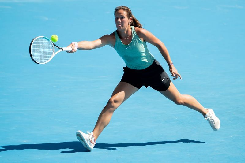 Daria Kasatkina won her second title of 2021 in St. Petersburg