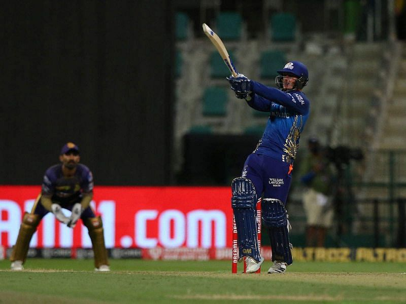 Quinton de Kock forms a lethal opening partnership with Rohit Sharma