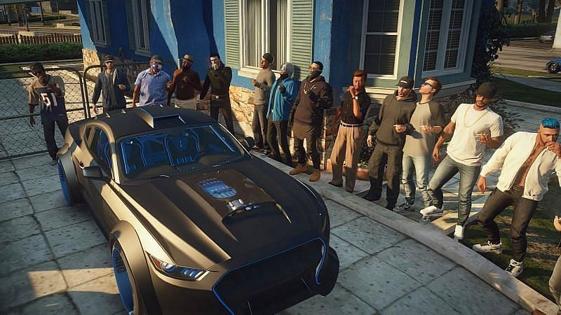 GTA RP is a huge craze and has been trending online recently (Image via The Loadout)