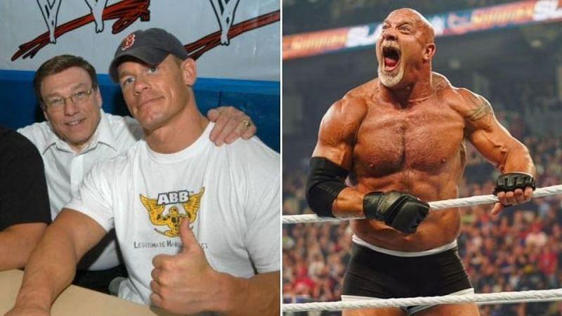 John Cena Sr. doesn