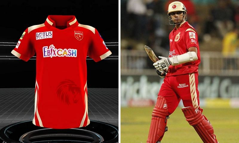 What is your take on the RCB-PBKS jersey similarity?