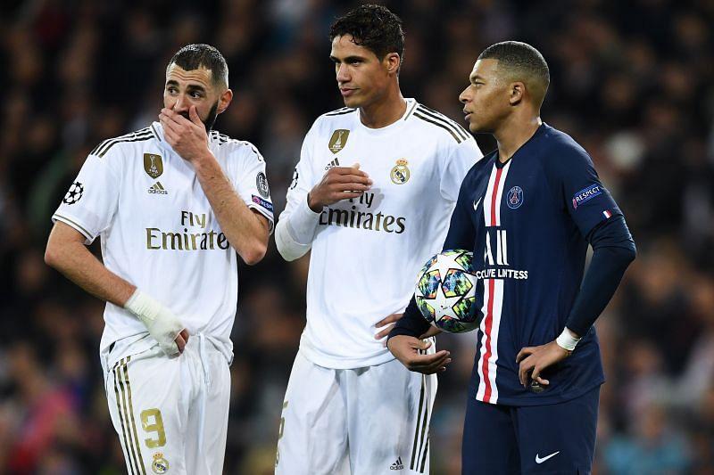 Real Madrid v Paris Saint-Germain: Group A - UEFA Champions League