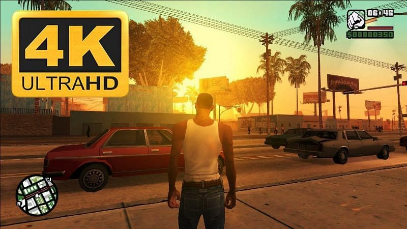 There is no confirmation regarding remastered versions of old GTA games (Image via M Pro Channel, YouTube)