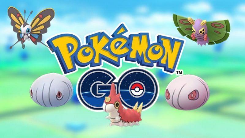 Wurmples have a random evolution mechanism (Image via Pokemon)