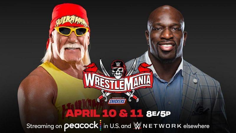Hulk Hogan and Titus O