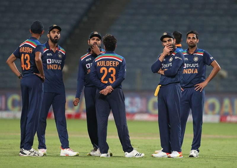The Indian cricket team suffered their first home loss in the ICC Cricket World Cup Super League.