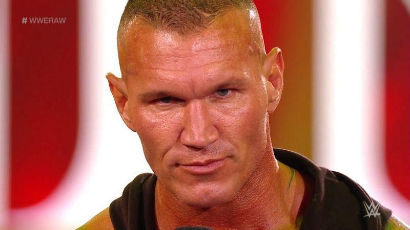 Randy Orton reveals that he wasn
