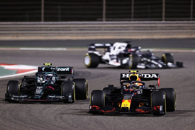 Vettel had a below-average showing at the Bahrain Grand Prix. Photo: Lars Baron/Getty Images.