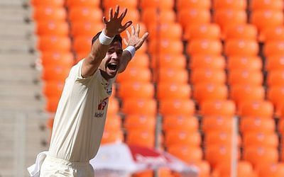 Jimmy Anderson sent back Shubman Gill for a duck in the 4th Test