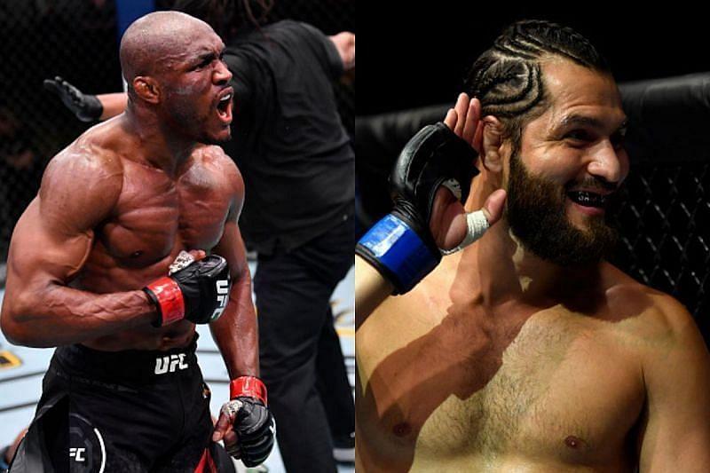 Kamaru Usman will face Jorge Masvidal in a rematch at UFC 261