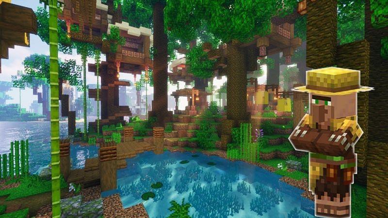 Jungle build (Image via YouTube)