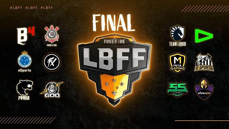 Liga Brasileira de Free Fire 2021: FinalsFree