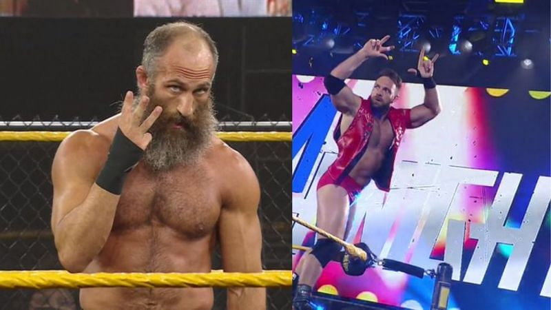 Ciampa did not have a great night on NXT
