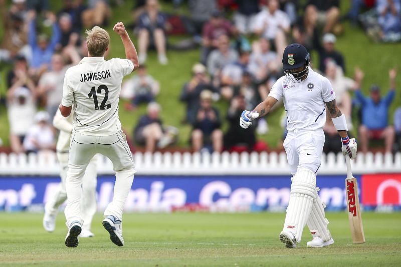 A contest awaits between India and New Zealand