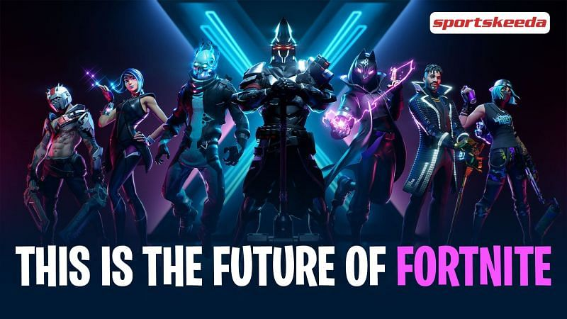 """This is the future of Fortnite"" - SypherPK discussed the recent addition in Fortnite Creative Mode (Image Via Sportskeeda)"