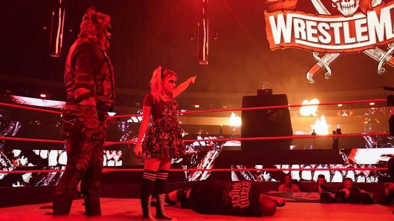 The Fiend is heading to WWE WrestleMania