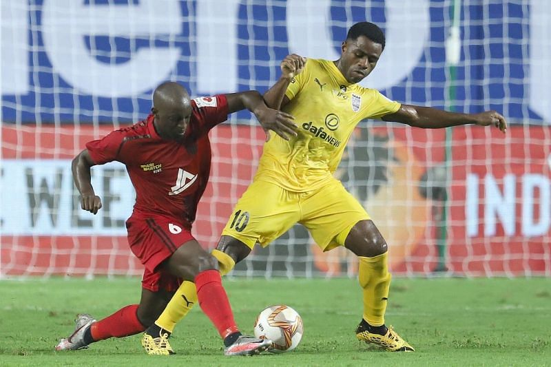 Ogbeche had a poor game in front of goal