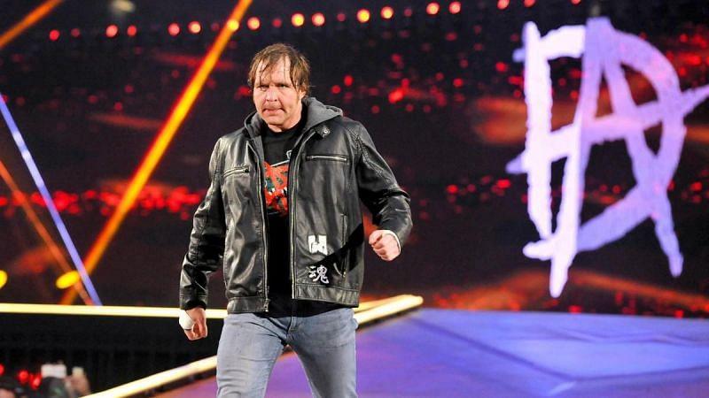 डीन एम्ब्रोज द्वारा WWE WrestleMania में अबतक किए गए प्रदर्शन पर नजर