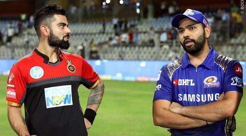 Virat Kohli & Rohit Sharma will lead their teams in the season opener