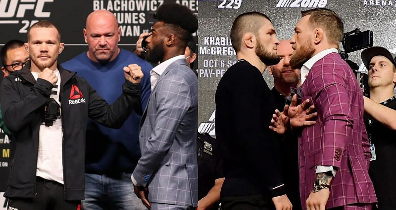 Aljamain Sterling compares his fight with Petr Yan to Khabib vs Conor