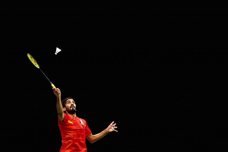 Srikanth will lead the Indian challenge in the men