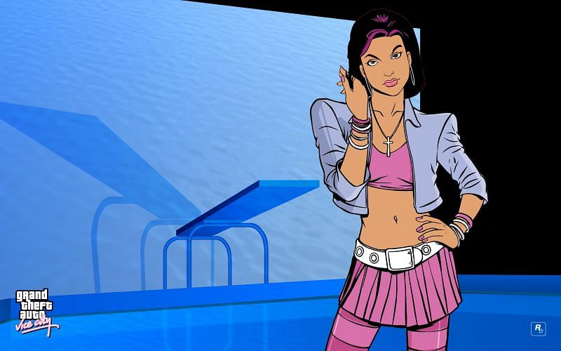 Evidence suggests that Mercedes Cortez was supposed to be Tommy Vercetti