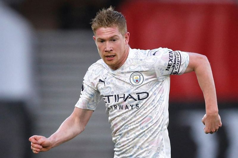 De Bruyne has three goals and eleven FPL assists this season.
