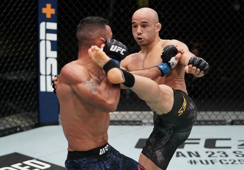 Marlon Moraes has fallen on hard times recently, but would still mark the biggest win of Sean O