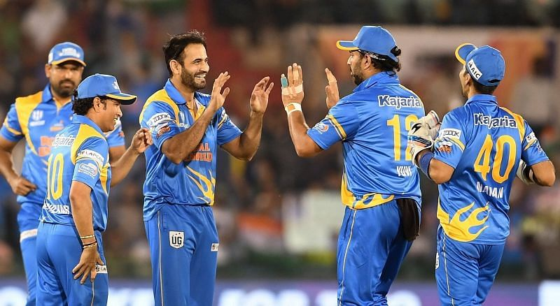 इंडिया लेजेंड्स ने फाइनल मुकाबले में श्रीलंका लेजेंड्स को मात दी