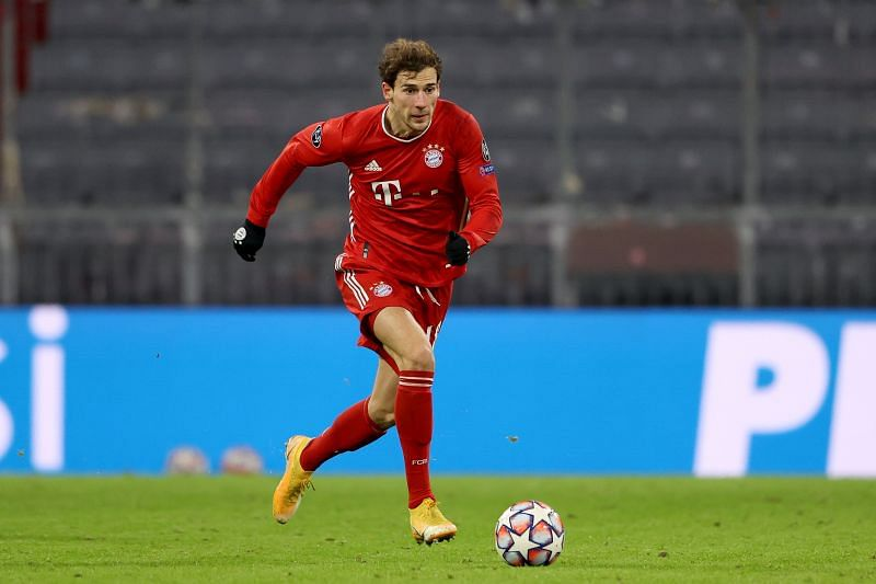 It is unlikely Leon Goretzka would leave Bayern Munich to join Juventus in the summer.