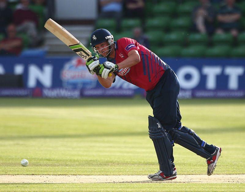 Robert Key played 15 Tests and 5 ODIs for England