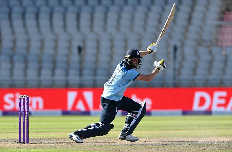 Chris Woakes played his last T20I against Pakistan